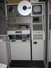 Premier magnétoscope VHS